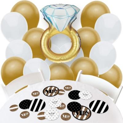 Bridal Shower Balloons BigDotOfHappinesscom