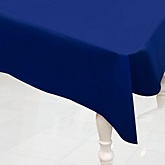 Navy - Baby Shower Plastic Table Cover