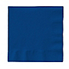 Navy - Birthday Party Beverage Napkins - 50 ct