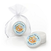 Noah's Ark - Lip Balm Personalized Baby Shower Favors
