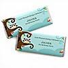 Owl - Look Whooo's Having A Birthday - Personalized Birthday Party Candy Bar Wrapper Favors