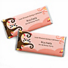 Owl Girl - Look Whooo's Having A Birthday - Personalized Birthday Party Candy Bar Wrapper Favors