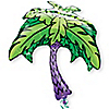 Palm Tree - Bridal Shower Mylar Balloon