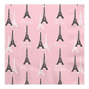 Paris, Ooh La La - Baby Shower Luncheon Napkins - 16 ct