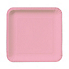 Pink - Baby Shower Dessert Plates - 18 ct