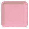 Pink - Birthday Party Dinner Plates 18 ct