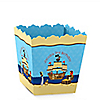 Ahoy Mates! Pirate - Personalized Birthday Party Candy Boxes