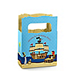 Ahoy Mates! Pirate - Personalized Birthday Party Mini Favor Boxes
