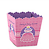 Pretty Princess - Personalized Baby Shower Candy Boxes