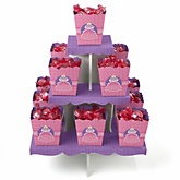 Pretty Princess - Baby Shower Candy Stand & 13 Fill Your Own Candy Boxes
