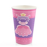 Pretty Princess - Baby Shower Hot/Cold Cups - 8 Pack