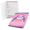 Pretty Princess - Baby Shower Fill In Invitations - 8 ct