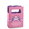 Pretty Princess - Personalized Baby Shower Mini Favor Boxes