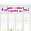 Pretty Princess - Personalized Birthday Party Garland Letter Banner