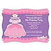 Pretty Princess - Personalized Birthday Party Invitations