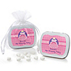 Pretty Princess - Personalized Birthday Party Mint Tin Favors