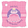 Pretty Princess - Personalized Birthday Party Tags - 20 ct