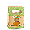 Little Pumpkin African American - Personalized Baby Shower Mini Favor Boxes