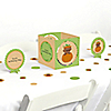 Little Pumpkin African American - Birthday Party Centerpiece & Table Decoration Kit