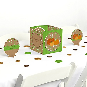 Pumpkin Patch - Fall & Thanksgiving Party Centerpiece & Table Decoration Kit