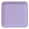 Lavender - Baby Shower Dinner Plates - 18 ct