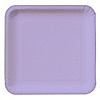 Lavender - Birthday Party Dinner Plates 18 ct