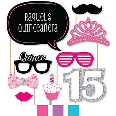 Quinceanera - Sweet 15 - 20 Piece