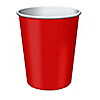 Red - Baby Shower Hot/Cold Cups 24 ct