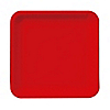 Red - Baby Shower Dessert Plates 18 ct