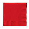 Red - Bridal Shower Beverage Napkins - 50 ct