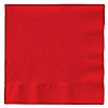 Red - Bridal Shower Luncheon Napkins - 50 ct