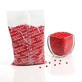Red - Pearls - Baby Shower Candy - 2 lbs