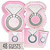 With This Ring - Bridal Shower 48 Big Dot Bundle