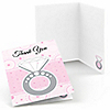 With This Ring - Bridal Shower Thank You Cards - 8 ct