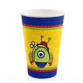 Robots - Baby Shower Hot/Cold Cups - 8 ct