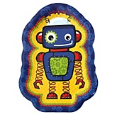 Robots - Baby Shower Dinner Plates - 8 ct