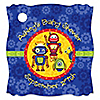 Robots - Personalized Baby Shower Tags - 20 ct