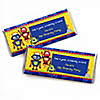 Robots - Personalized Birthday Party Candy Bar Wrapper Favors
