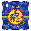 Robots - Personalized Birthday Party Tags - 20 ct