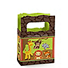 Funfari™ - Fun Safari Jungle - Personalized Baby Shower Mini Favor Boxes