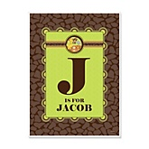 Funfari™ - Fun Safari Jungle - Personalized Baby Shower Poster Gifts