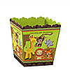 Funfari™ - Fun Safari Jungle - Personalized Birthday Party Candy Boxes