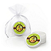 Funfari™ - Fun Safari Jungle - Personalized Birthday Party Lip Balm Favors