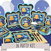 Under The Sea Critters - 16 Person Baby Shower Kit