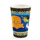 Under The Sea Critters - Baby Shower Hot/Cold Cups - 8 Pack