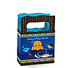 Under The Sea Critters - Personalized Baby Shower Mini Favor Boxes