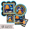 Under The Sea Critters - Birthday Party 64 Big Dot Bundle