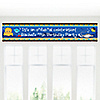 Under The Sea Critters - Personalized Birthday Party Banners