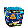Under The Sea Critters - Personalized Birthday Party Candy Boxes