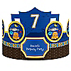 Under The Sea Critters - Personalized Birthday Party Hats - 8 ct